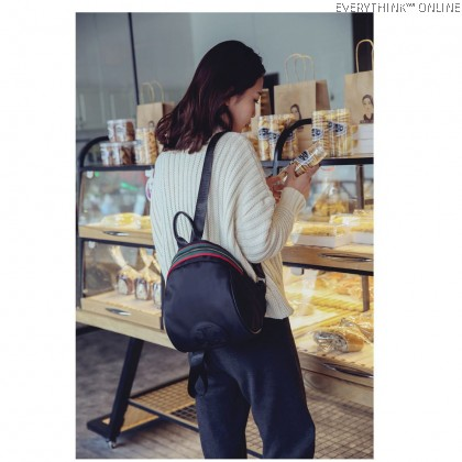 EVON BG004 BACKPACK LADIES CASUAL FASHION ELEGANT ADJUSTABLE OXFORD GIRL BAG CARRY SHOULDER BAG