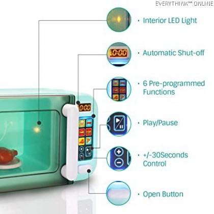 INFUNBEBE MICROWAVE OVEN