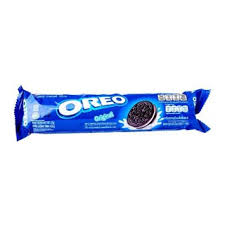 READY STOCK OREO ORIGINAL WHITE CHOCOLATE BISCUIT 133G X 24PACKETS